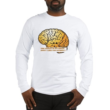 ZipperHead Long Sleeve T-Shirt