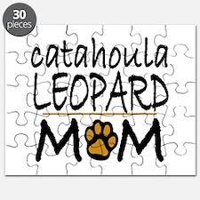 Catahoula Leopard Mom Puzzle