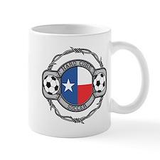 Texas Soccer Mug