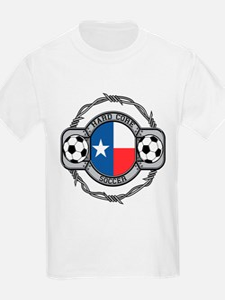 Texas Soccer T-Shirt