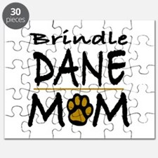 Brindle Dane Mom Puzzle