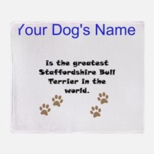Greatest Staffordshire Bull Terrier In The World T