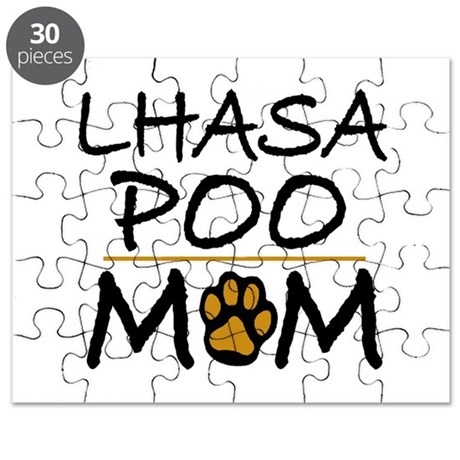 Lhasapoo Mom Puzzle