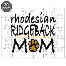 Rhodesian Ridgeback Mom Puzzle