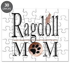 Ragdoll Mom Puzzle