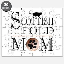 Scottish Fold mom Puzzle