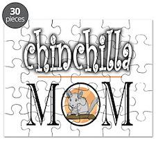 Chinchilla Mom Puzzle