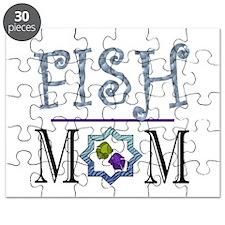 Fish Mom Puzzle
