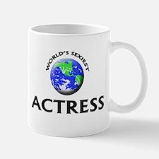 World's Sexiest Actress Mug