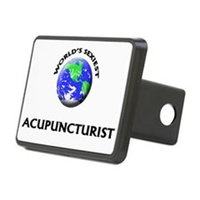 World's Sexiest Acupuncturist Hitch Cover