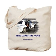The Judge Tote Bag