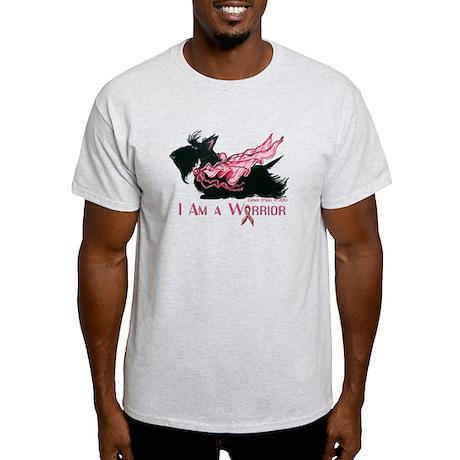 Scottish Breast Cancer Warrior T-Shirt