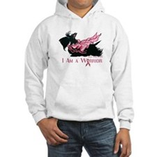 Scottish Breast Cancer Warrior Hoodie
