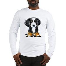 KiniArt Bernese Long Sleeve T-Shirt