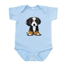 KiniArt Bernese Infant Bodysuit