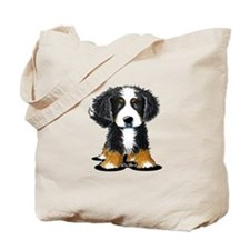 KiniArt Bernese Tote Bag