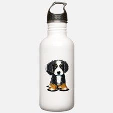 KiniArt Bernese Water Bottle