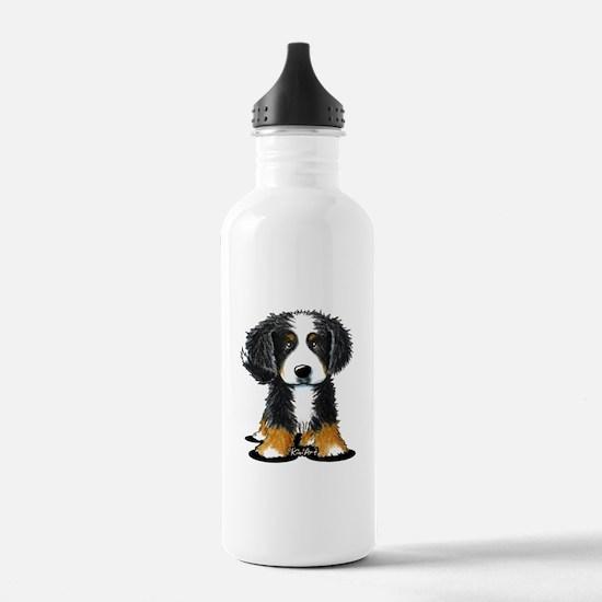 KiniArt Bernese Water Bottle