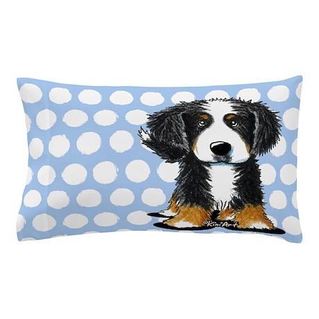 KiniArt Bernese Pillow Case