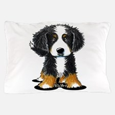 KiniArt Bernese Pillow Case