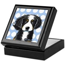 KiniArt Bernese Keepsake Box