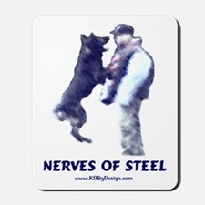 Nerves of Steel Mousepad