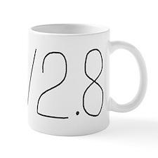 f/2.8 Mug