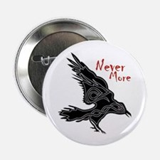 """Raven 2.25"""" Button (10 pack)"""