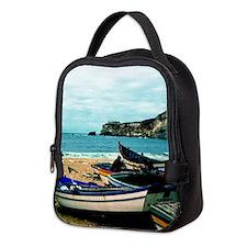 Portugal Algarve Cliffs Neoprene Lunch Bag