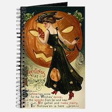 Victorian Halloween Journal