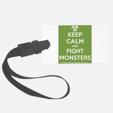 Keep Calm Luggage Tag