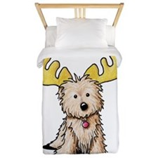 Cairn Terrier Moose Twin Duvet