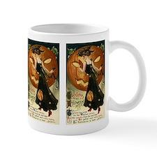 Victorian Halloween Mug