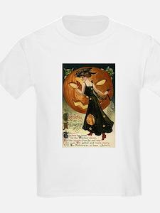 Victorian Halloween T-Shirt