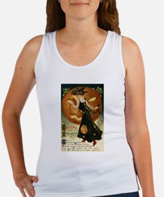 Vistorian Halloween Women's Tank Top