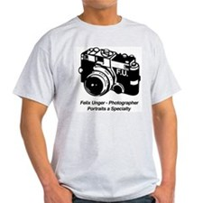 Felix Unger Photographer T-Shirt