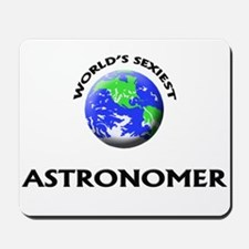 World's Sexiest Astronomer Mousepad