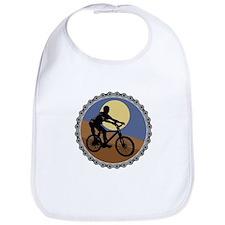 Mountain Bike Chain Design Bib