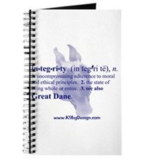 Integrity--Great Dane Journal