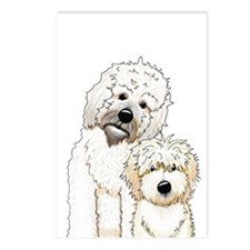 Tucker and Scout Portrait Postcards (Package of 8)