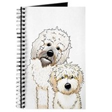 Tucker and Scout Portrait Journal