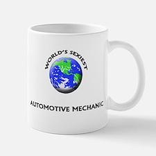 World's Sexiest Automotive Mechanic Mug