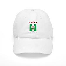 Nigeria Baseball Cap