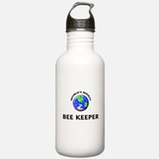 World's Sexiest Bee Keeper Water Bottle