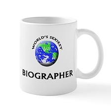 World's Sexiest Biographer Mug