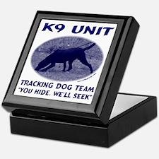 You Hide We'll Seek Keepsake Box