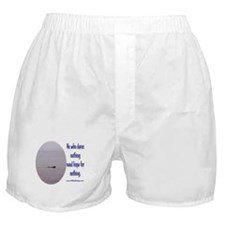 He Who Dares Boxer Shorts