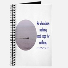He Who Dares Journal