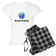 World's Sexiest Boatman Pajamas