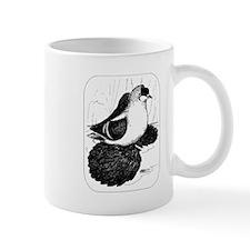 Saxon Swallow Pigeon 1978 Mug